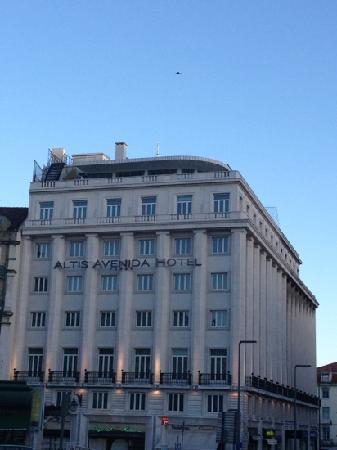 Altis Avenida Hotel: nice