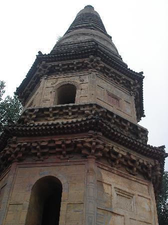 Yunju Temple : 塔