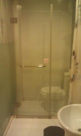 100 Inn Tianjin Hongqiao Qinjian Avnue: 浴室