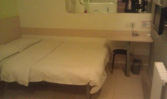 100 Inn Tianjin Hongqiao Qinjian Avnue: 大床房