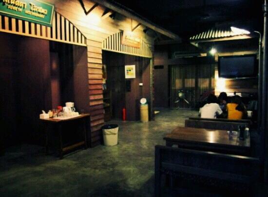 Suneta Hostel Khaosan: 旅舍大厅