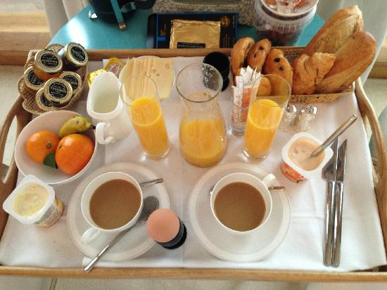 Jays Paris: breakfast