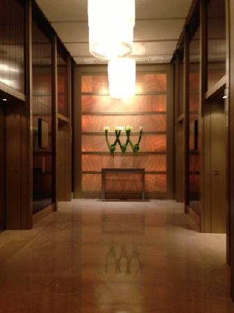 JW Marriott Hotel Shanghai at Tomorrow Square: 38F