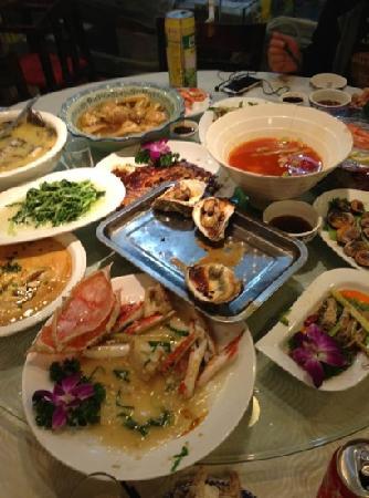 QianDaoHu PingJia Xiao Seafood (Luo Xiang)