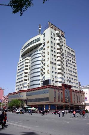 Zhangye Power Mansion: 外观