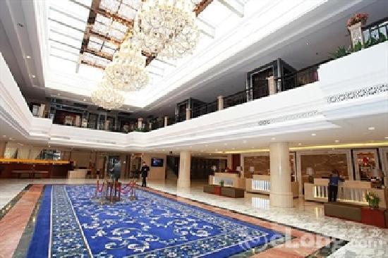 Ronghu Lake Hotel : 大堂