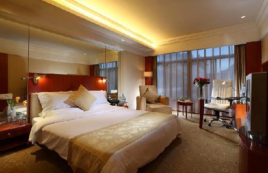 Ying Zhou Hotel: 贵宾楼大床间