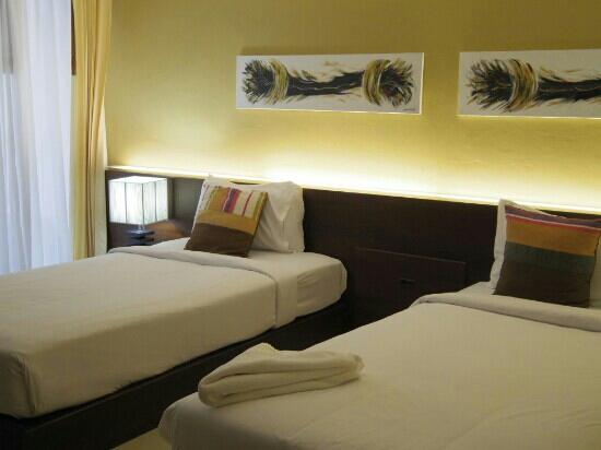 Samkong Place: 服务,卫生,设施,非常满意