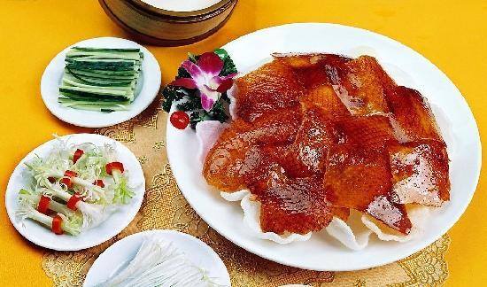 Hong kong star noodle house : Peking Duck