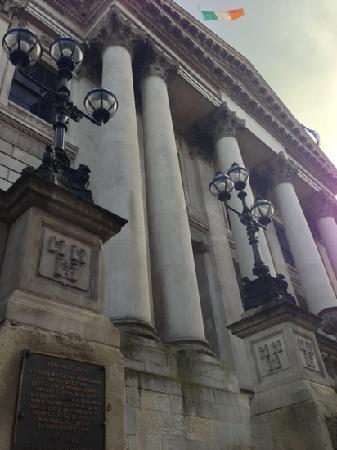 City Hall of Dublin
