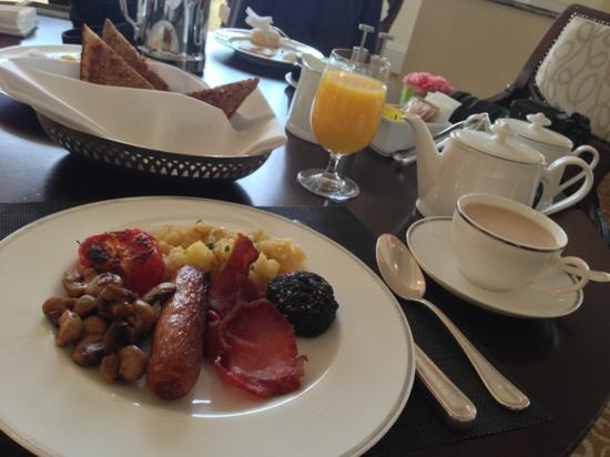 Seasons Restaurant : Irish breakfast