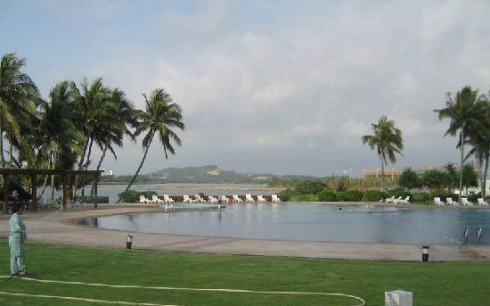 Boao Golden Coast Hot Spring Hotel: 金海岸酒店内景