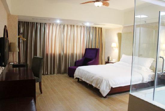 Lanhai Yangguang Hotel: 行政大床房