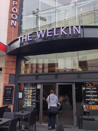 Restaurant exterior picture of the welkin liverpool for 5 star restaurant exterior