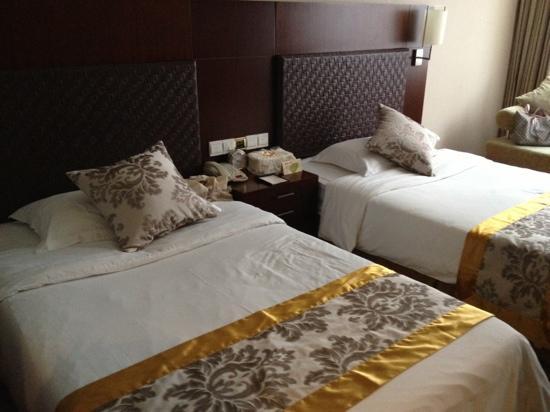 Shenzhen Fortune Hotel: 酒店房间