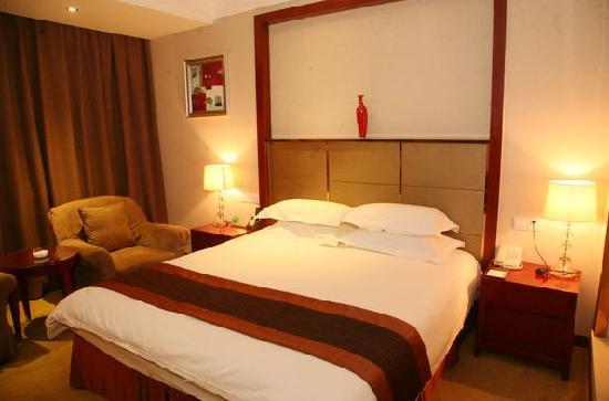 Jinchang China  city photos gallery : Mingshihui Jinchang International Hotel China Gansu Hotel ...