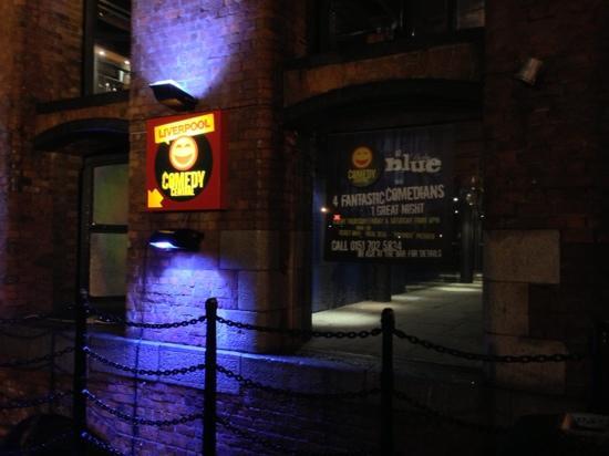 Liverpool Comedy Central: Comedy Central