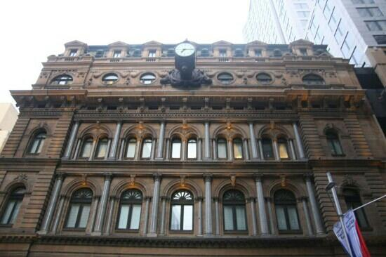Grand Post Office (GPO) Sydney