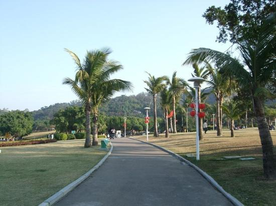 Zhuhai Seaside Park: 海滨公园