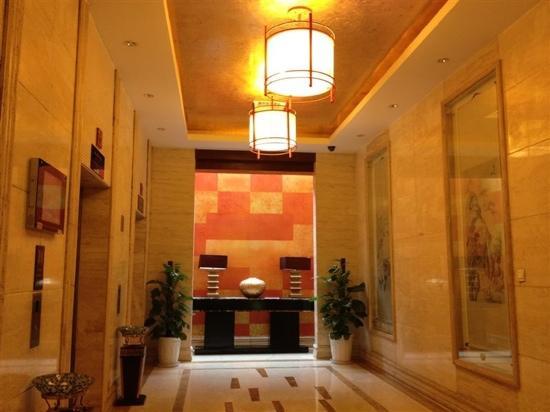 Yangzhou Renjia International Hotel: 电梯间