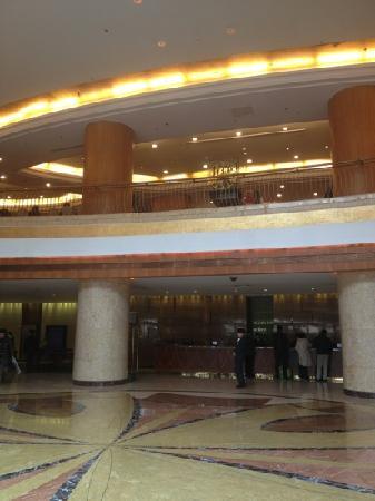 โรงแรมสวิสโซเทล ปักกิ่ง ฮ่องกง มาเก๊า เซ็นเตอร์: 酒店内