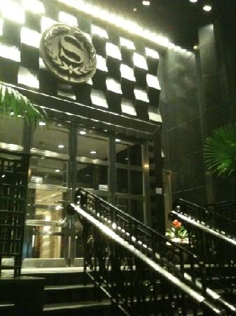 Sheraton Hong Kong Hotel & Towers: 酒店