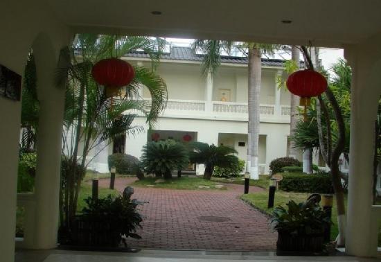 Nanshan Leisure Villas: 南山休闲会馆内部