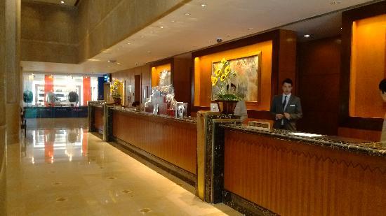 Hilton Chongqing: 酒店大堂