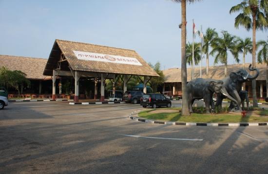 Nirwana Gardens - Nirwana Resort Hotel: nirwana