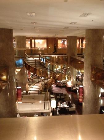 Hilton Tokyo: 酒店内部