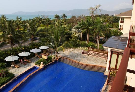Tian Hong Resort: 天鸿度假村阳台海景