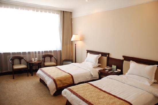 Guxian Hotel: 标准间
