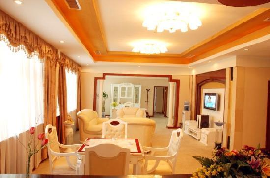 Guxian Hotel: 总统套间