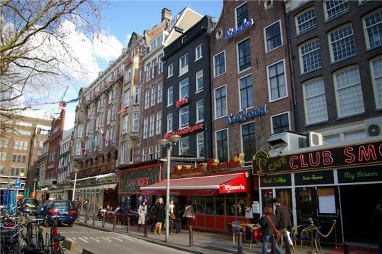 Rembrandt Square Hotel: 伦勃朗