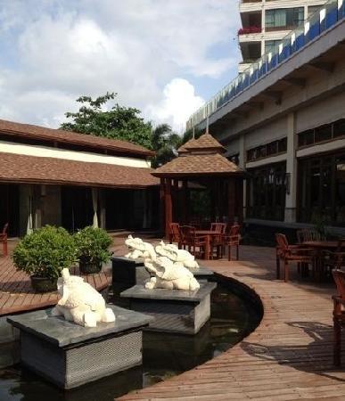 Hongzhou Eadry Resort Hotel: 环境