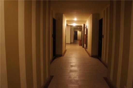 Taman Suci Hotel: taman suci