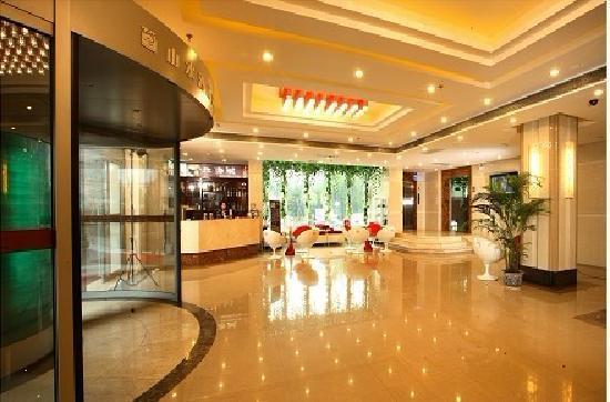 Shan Shui Hotel: 大堂