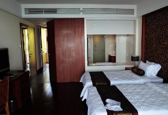 Royal Garden Resort: 半山锦江海景酒店房间