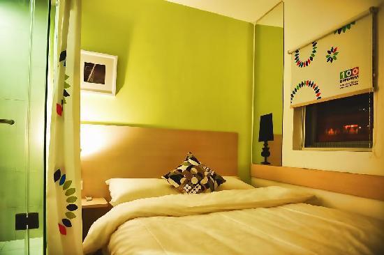 100 Inn Shanghai Nanwaitan: 房间