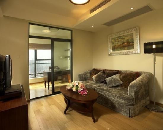 ChangJiang International Graceland Service Residence : 照片描述