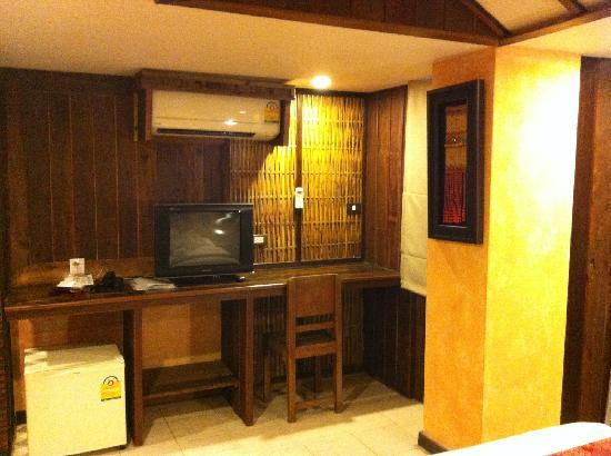 Jangmuang Boutique House : 卧室