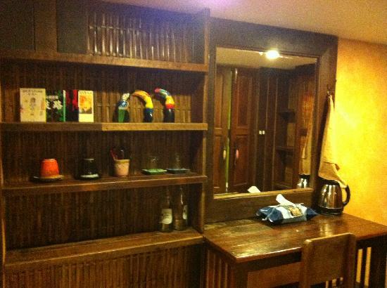 Jangmuang Boutique House : 房间