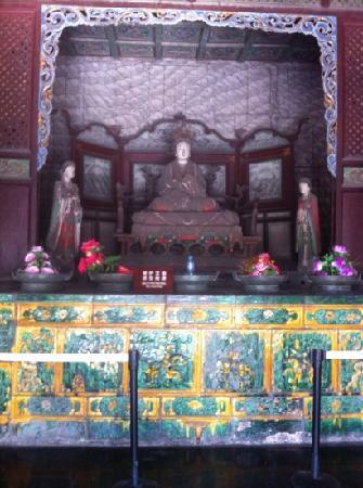 Jinci Museum: 圣母殿