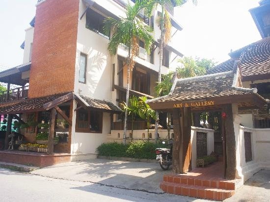 Jangmuang Boutique House: 门面