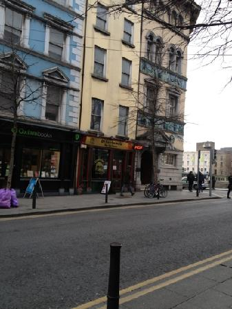 Dublin Footsteps Literary Walking Tours