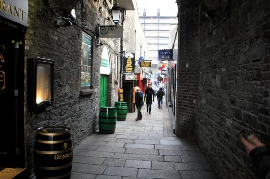 Dublin Literary Pub Crawl: good