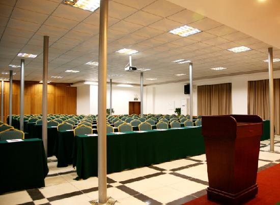 Hua Xin Seaview Hotel : 会议室