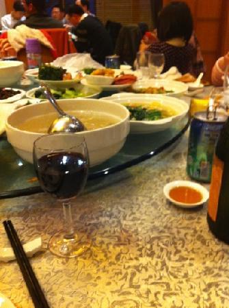 Hai Hua Man Long  Holiday Resort : 中餐厅