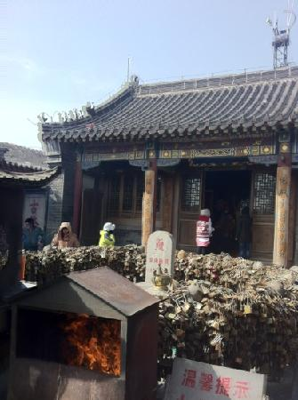 Yuhuang Top