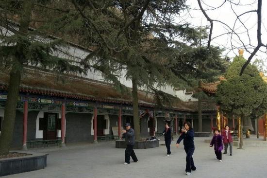 Sanyuan Cave: 三元洞